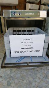 LAVAVASOS SILANOS E-40H
