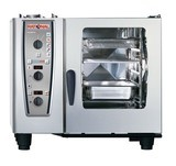 HORNO RATIONAL COMBIMASTERPLUS 61+ CARRO