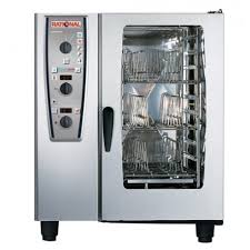 COMPRO HORNO RATIONAL a GAS 10 BANDEJAS