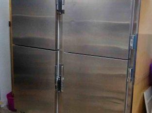 Cámara Refrigeracion 4 puertas
