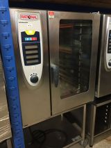 HORNO CONVECCION RATIONAL SCC 101 GAS