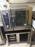 HORNO RATIONAL GAS SEMINUEVO