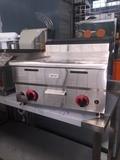 PLANCHA INDUSTRIAL GAS ( GT-750 ) NUEVA