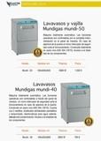LIQUIDACION DE LAVAVAJILLAS NUEVOS