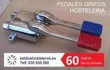PEDALES GRIFOS HOSTELERIA
