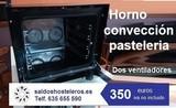 HORNO PAN CONVENCCIÓN NUEVO