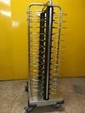 350-2836 CARRO DE PLATOS