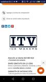 MÁQUINA HIELO ITV 45 KG AIRE, ECONÓMICA