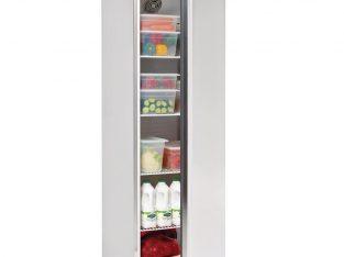 Armario frigorífico refrigerador de una puerta en acero inoxidable 400L. Polar