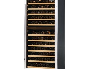 Cava de vino Dual Zone 92 botellas Polar