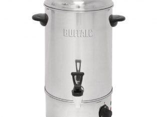 Hervidor de agua de llenado manual 10L. Buffalo