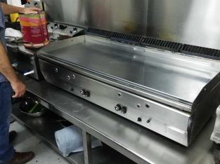 Plancha Repagas 125cd gas
