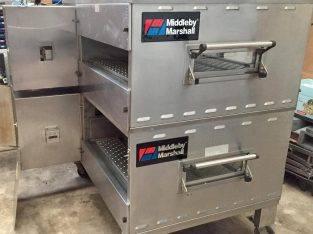 HORNO DOBLE MIDDLEBY MARSHALL PS640WOW
