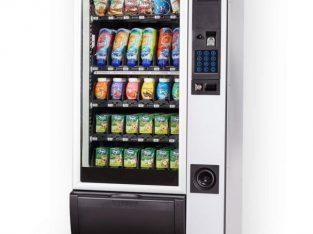 Maquina expendedora vending