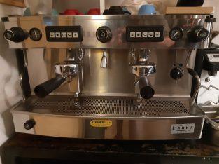Cafetera Iberital modelo L'ANNA 2GR electronic