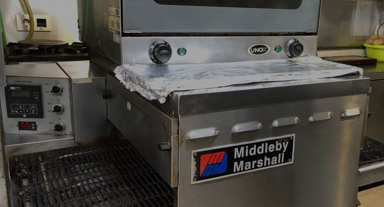 HORNO MIDDLEBY MARSHALL PS520 Electrico