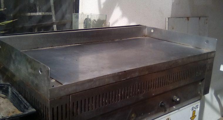 86-635 PLANCHA DE CROMO DURO A GAS,95cmx45cm