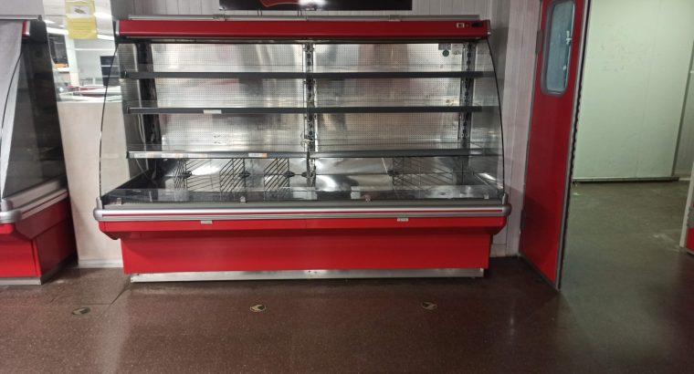 Maquinaria de frio de supermercado