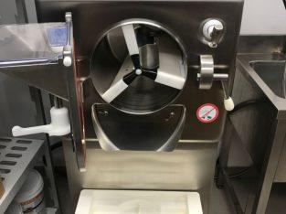 Maquinaria heladería