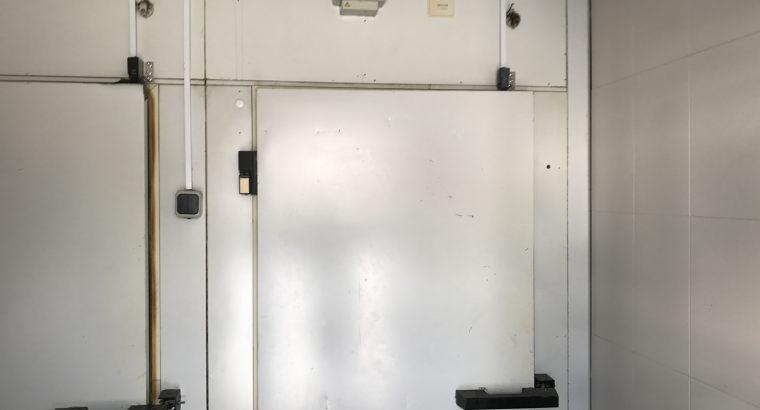 Cámara frigorífica 2 puertas
