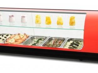 Vendo vitrina refrigerada Arilex 6VTL DOBLE a estrenar