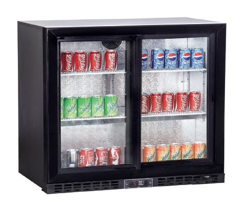 Armario expositor frigorífico 208 L (Envío gratis a la península)